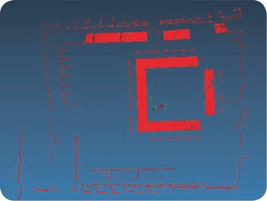 Z+F LaserControl Professional. Построение сечений.