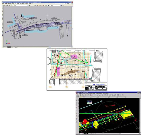 GRED 3D CAD