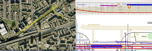 Георадарный комплект Opera DUO: Совместное использование с GPS оборудованием.