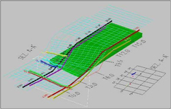 RIS K2 MF HI-MOD. Технология георадарного профилирования