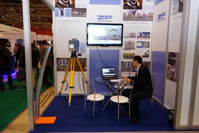 Лазерные сканеры компании ZF